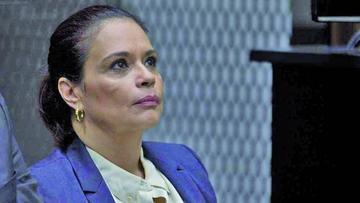 Tribunal ordena extradición de  la expresidenta de Guatemala