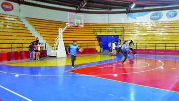 Santa Ana se prepara para jugar la Libobásquet de la rama femenina