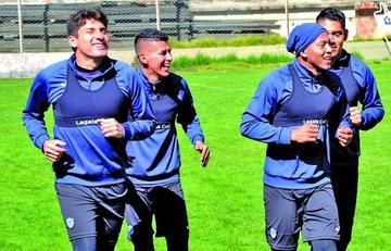 Los celestes quieren dar la vuelta olímpica en Potosí