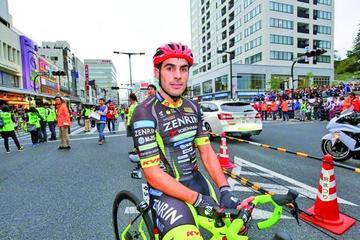 Aberasturi gana la cuarta etapa de Corea