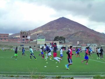 Nacional recibe a Sport Boys en el torneo de reservas