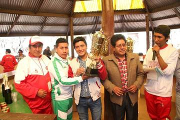 Potosí logra dos oros en las Olimpiadas de la Prensa