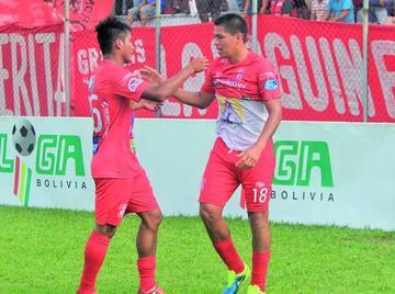 Saucedo y Maidana lideran la tabla de goleadores