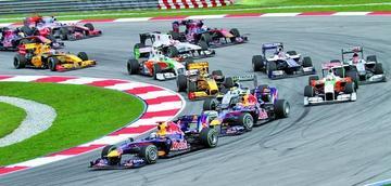 La Fórmula Uno vuelve a Francia y Alemania