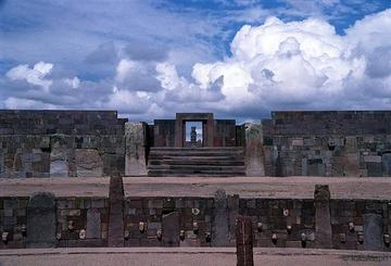 Complejo de Tiahuanaco estrenará la señalética y luminaria el 21 de junio