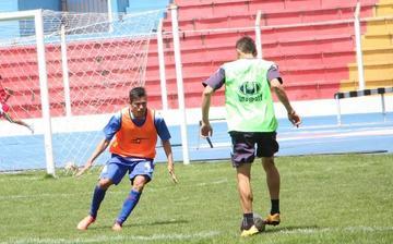 Carlos Mendoza deja Real para jugar en Guabirá