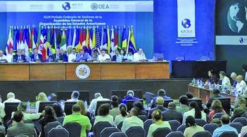 La OEA reconoce la soberanía de Argentina sobre islas Malvinas