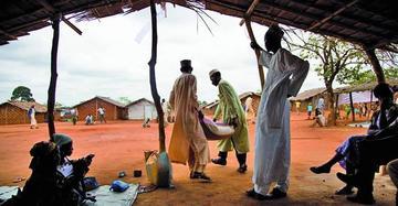 Mueren más de 100 en luchas en República Centroafricana