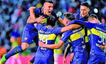 Boca Juniors estrena su título con un empate