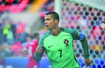 Portugal vence con lo justo a Rusia