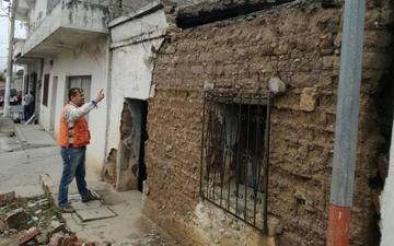 Sismo deja un herido y daños en viviendas en Guatemala