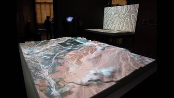 El arte de los Nazca sale a la luz en  una exposición en la capital cruceña