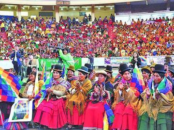 Congreso de la Csutcb retorna a Potosí después de 29 años