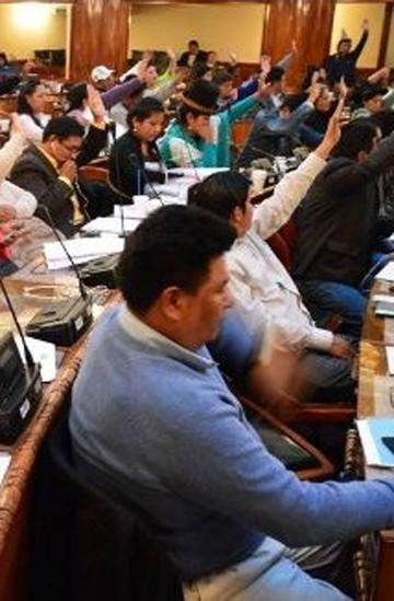 ALP aprueba nuevo reglamento y convocatoria para las judiciales