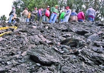 Accidente en una mina deja 13 fallecidos en Colombia