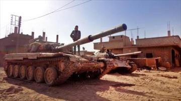 Un órgano civil de FSD se alista para administrar Al Raqa