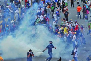 La crisis en Venezuela crece con el saqueo de tiendas