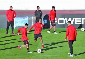 Chile y Portugal buscan la final