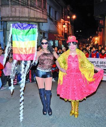 Marcha de la diversidad es el viernes 30 en la noche