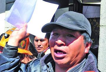 Comcipo solicitará aclarar sobre 14 millones de Bolivianos