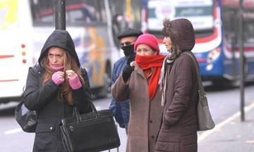 Emiten alerta temprana por el descenso de las temperaturas