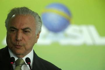 Congreso de Brasil analizará si Temer se aleja de la presidencia