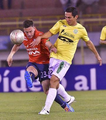Wilstermann fue derribado por Rodrigo Vargas