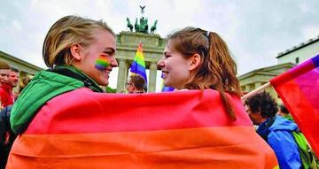 Alemania aprueba matrimonio entre personas del mismo sexo