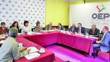 OEA y TSE definen seis fases para auditar el padrón hasta octubre