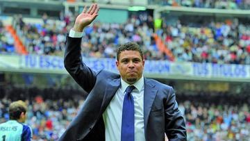 Ronaldo presentará el trofeo en la final