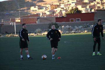 Chumacero a punto de irse al Independiente
