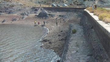 Prevén que agua de las lagunas abastecerá solo hasta octubre