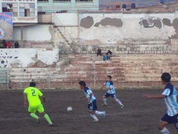 Interfi se despide del campeonato de la Asociacion de Fútbol de Potosí con derrota
