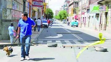 Oruro: cívicos dan plazo para que atiendan sus pedidos