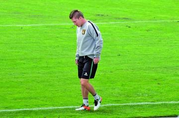 Alejandro Chumacero seguirá en el Tigre