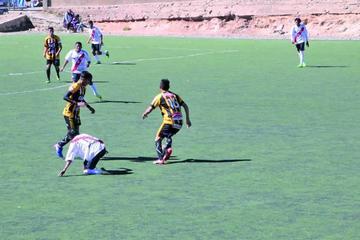 Nacional Potosí cae en las garras del Tigre de Achumani