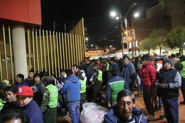 Entradas para el viernes costarán 25 Bolivianos