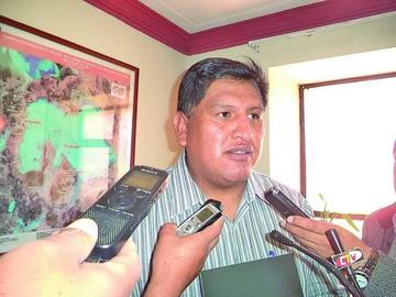 Director del Sedes presenta denuncia contra funcionarios