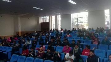 El foro debate para las elecciones de la FUL de la UATF será esta tarde