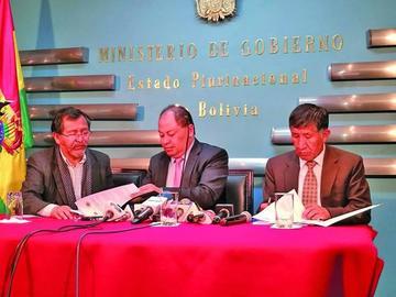 TSJ y Gobierno firman acuerdo para enfrentar hacinamiento carcelario