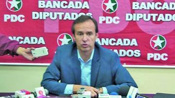 TSE resuelve desconocer a Jorge Quiroga Rámirez de la jefatura del PDC