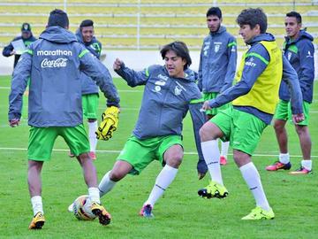 Bolivia sube seis puestos en el ranking FIFA
