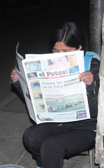El Potosí cumple un año más de servicio