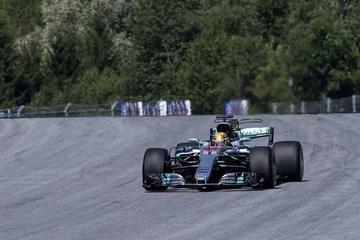 Hamilton es el más rápido en el Gran Premio de Austria