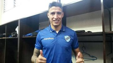 Sportivo Luqueño presenta a Cabrera como refuerzo
