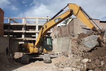 La Cadeco identifica un marcado descenso en las construcciones