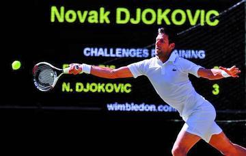 Djokovic y Federer siguen imparables