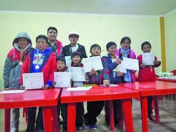 Potosí ya tiene sus representantes para las Olimpiadas de Ajedrez