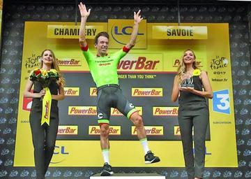 Urán gana la etapa reina del Tour de Francia