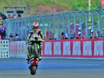 Rea consigue su novena victoria en el Mundial de Superbikes